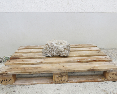 Nagelfluh Bruchstein Koppen 15-30cm
