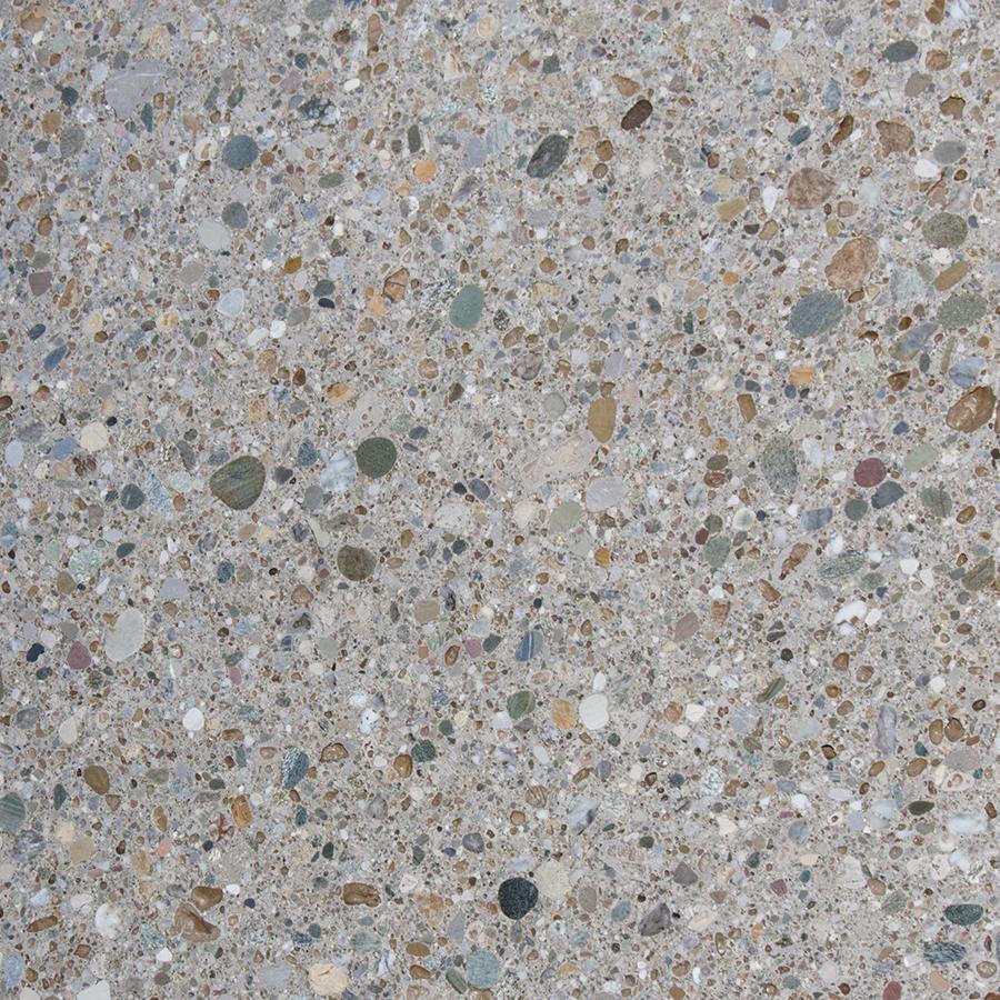 Naturstein Nagelfluh vielfarbige Oberfläche